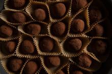 Many Chocolate Truffles