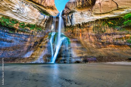 Photo Lower Calf Creek Falls