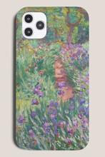 Mobile Phone Case Public Domain Painting Product Showcase, Remix Of Artwork By Claude Monet