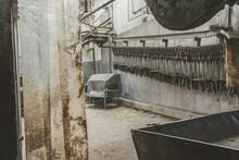 Old Abandoned Slaughterhouse
