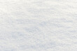 White clean shiny snow background texture. fresh snow  seamless texture. snowy surface closeup