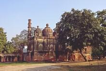 Ruins Of The Residency, Lucknow,uttar Pradesh,india
