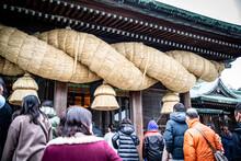 福岡県福津市の宮地嶽神社