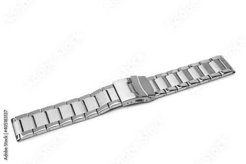 Slika na platnu Metal watch band