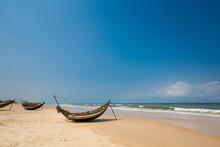 Bien My Thuy Beach Vietnam