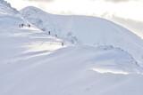Winter Tatra Mountains, Poland.