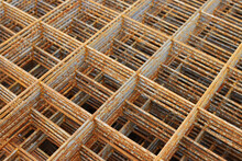 Welded Wire Mesh, Grating, Reinforcement For Concrete Pouring