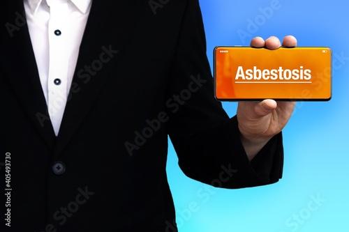 Asbestosis Fototapeta