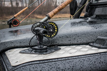 Land Rover Defender Fishing Rig