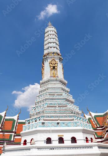 Fototapeta Stupa du Palais royal de Bangkok, Thaïlande