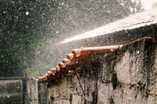Rain On The Clay Roof