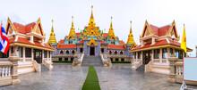 Wat Thang Sai, Buddhist Temple In Prachuap Kirikhan Thailand