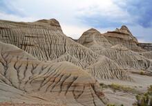 Eroded Hills