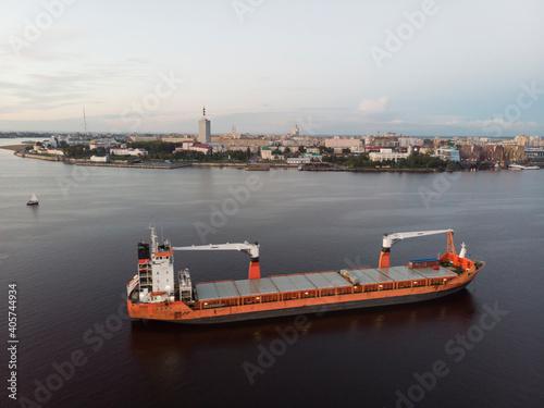 Fotografie, Obraz September, 2020 - Arkhangelsk