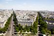 High Angle View Of City