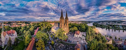 Prague Vyšehrad Fototapet