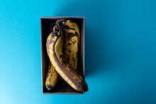 Ripe Bananas For Making Banana Bread