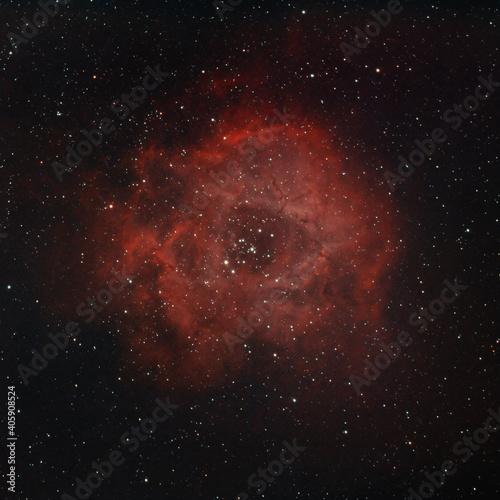 Fototapeta Rosette Nebula