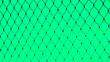 Leinwandbild Motiv Full Frame Shot Of Fence Against Green Background