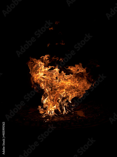 Photo Fuego de fogata
