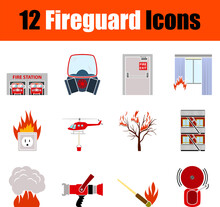 Fireguard Icon Set
