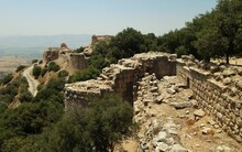 Ancient Ruined Nimrod Fortress