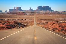 Road To Monument Valley, Navajo Nation, Utah
