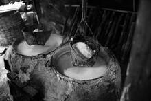 Ancient Rock Salt Boiler In Nan Province, Thailand