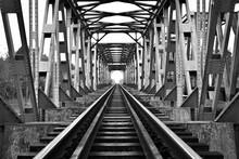 View Of Railway Bridge