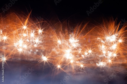 terrible pictures of fireworks that you should ignore because there are much bet Fototapet
