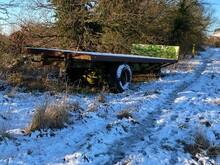 Bridge In Winter
