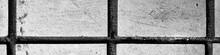 Grey Concrete Background. Bright Architecture