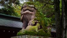 Buddharupa Statue In Tokyo Japan