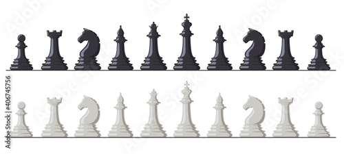 Canvas Chess game
