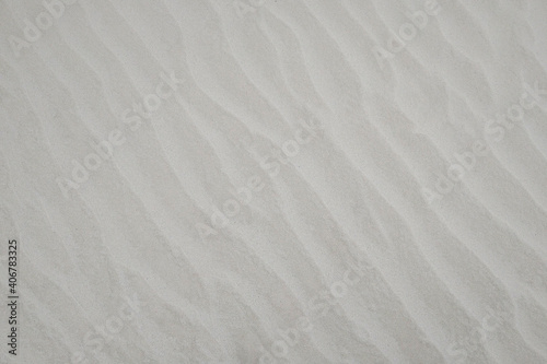 Sandy beach for background. Fotobehang
