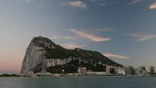 Gibraltar Rock Timelapse 4k