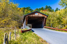 VT-PITTSFORD-GORHAM COVERED BRIDGE