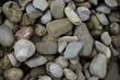 Steine am Wegrand