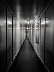corridor in the corridor