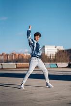 Urban Dancer Portrait