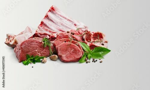Obraz Meat. - fototapety do salonu