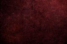 Dark Red Grungy Background