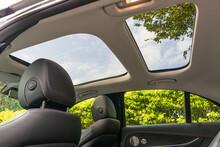 Mercedes-Benz E-Class 2020 Sun-roof