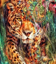 Fantastical And Surreal Nature And Animals