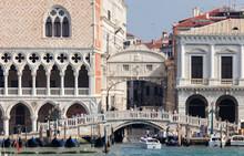 Seufzerbrücke, Venedig, Italien