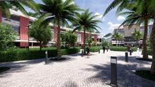 Diseño Exterior Plaza Gubernamental