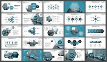 Abstract White, Blue, Slides. Brochure Cover Design. Fancy Info Banner Frame. Creative Set Of Infographic Elements. Urban. Title Sheet Model Set. Modern Vector. Presentation Templates, Corporate.