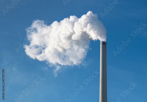 Fototapeta Powerhouse - Electricity Supply