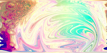 HDR Panoramic Sky - 6 Alien FLUID ART - 6080x3040 Pixels - Equirectangular