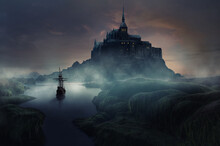 Castle In The Fog